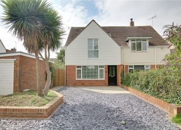3 bed semi-detached house for sale in Colindale Road, Ferring, Worthing, West Sussex BN12