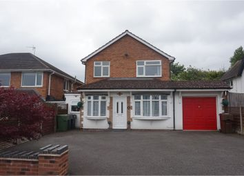 Thumbnail 3 bed detached house for sale in New Road, Birmingham
