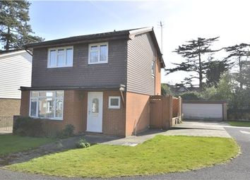 Thumbnail 3 bed detached house for sale in Sarel Way, Horley