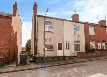 Thumbnail 2 bedroom end terrace house for sale in Parkin Street, Alfreton