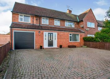 Thumbnail 4 bed semi-detached house for sale in Ashbrooke Drive, Ponteland, Northumberland, Tyne And Wear