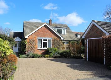 Thumbnail 4 bedroom detached bungalow for sale in Oakengrove Close, Holmer Green, High Wycombe