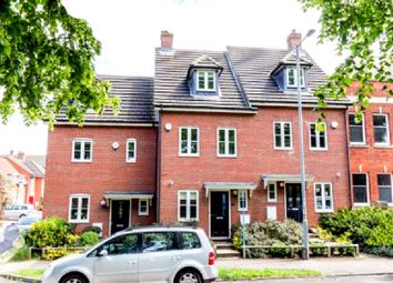 Thumbnail 3 bed town house for sale in Midland Road, Higham Ferrers, Rushden, Northamptonshire.