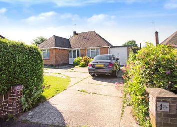 Thumbnail 2 bed detached bungalow for sale in Old Worthing Road, East Preston, Littlehampton