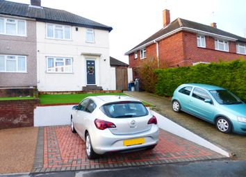 Thumbnail 2 bed semi-detached house for sale in Gascoigne Road, New Addington, Croydon