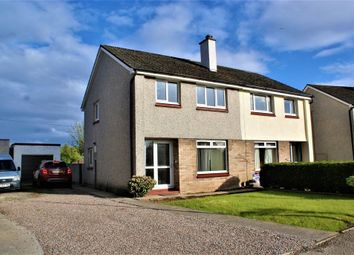 Thumbnail 3 bed semi-detached house to rent in 75 Drumossie Avenue, Inverness