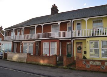 Thumbnail 3 bedroom terraced house for sale in Beach Station Road, Felixstowe