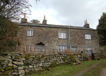Thumbnail 4 bed detached house for sale in Rawfold Farm, Bank End, Broughton-In-Furness, Cumbria