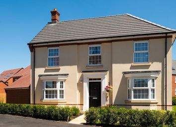 "Thumbnail 4 bedroom detached house for sale in ""Eden"" at Harlestone Road, Northampton"