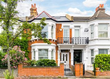 Thumbnail 5 bed terraced house for sale in Margravine Gardens, London