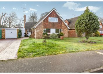Thumbnail 4 bedroom detached bungalow for sale in Brackenforde, Langley, Slough