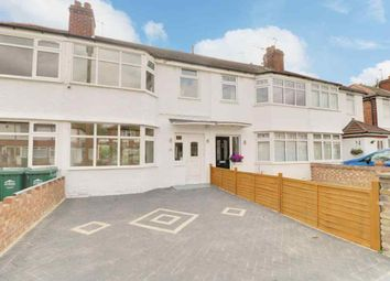 Thumbnail 3 bed terraced house for sale in Kenilworth Gardens, Staines