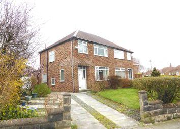 Thumbnail 3 bed semi-detached house for sale in Richmond Road, Bebington