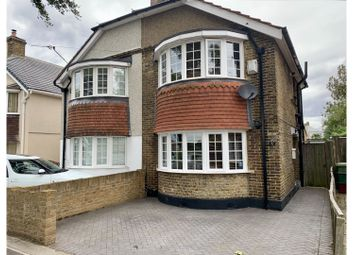 2 bed semi-detached house for sale in Berwick Road, Welling DA16