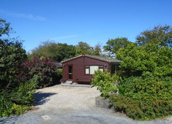 Thumbnail 3 bed lodge for sale in Woodland Lodge 6, Moor View Lodge Park, Modbury