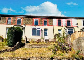 Thumbnail 3 bed terraced house to rent in Raymond Terrace, Treforest, Pontypridd