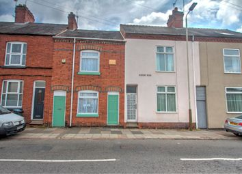 Thumbnail 3 bed terraced house to rent in Queens Road, Clarendon Park, Leicester