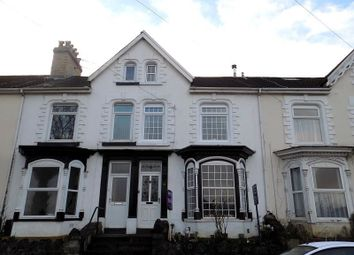 Thumbnail 4 bedroom terraced house for sale in Hillside, Neath, Neath Port Talbot.