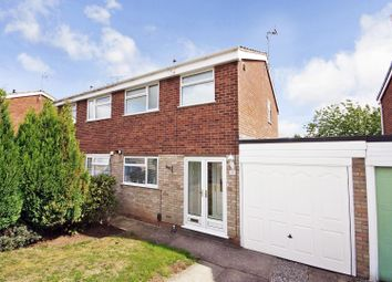 Thumbnail 3 bed semi-detached house to rent in Woodthorne Close, Rugeley
