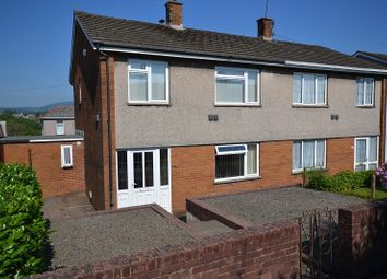 Thumbnail 3 bed semi-detached house to rent in Malpas Road, Newport