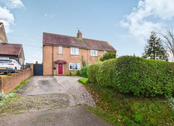 Thumbnail 3 bed semi-detached house for sale in Back Lane, Onneley