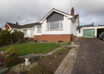 Thumbnail 2 bed semi-detached bungalow for sale in Highfield, Lapford, Crediton