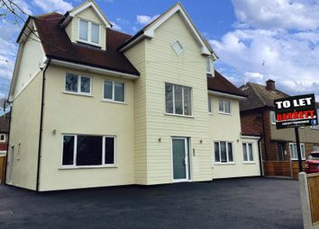 Thumbnail 2 bed flat to rent in Rayleigh Road, Hutton, Essex