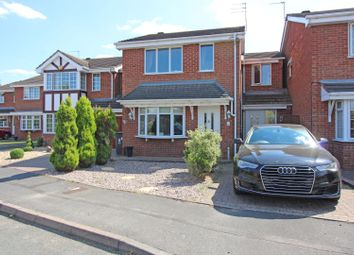 3 bed detached house for sale in The Windrow, Perton, Wolverhampton WV6