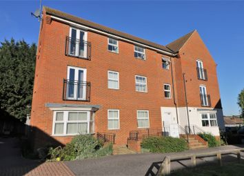Thumbnail 2 bed flat for sale in Toad Hall Crescent, Rochester