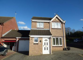 Thumbnail 3 bed detached house for sale in Olive Grove, Rodbourne Cheney, Swindon, Wiltshire