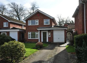 4 bed detached house for sale in Fox Cover, Guilden Sutton, Chester CH3