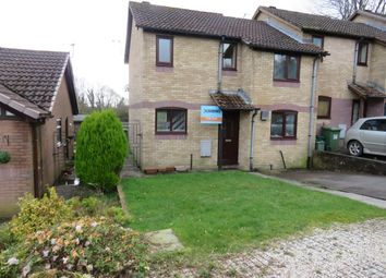 Thumbnail 3 bed semi-detached house for sale in Chandlers Reach, Llantwit Fardre, Pontypridd