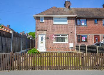Thumbnail 2 bed end terrace house for sale in Westfield Crescent, Mosborough, Sheffield
