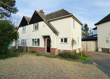3 bed semi-detached house for sale in Great Farthing Close, St. Ives, Huntingdon PE27