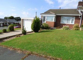 Thumbnail 2 bedroom semi-detached bungalow to rent in Haydock Road, Lancaster