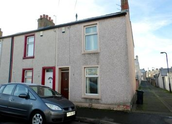 2 bed end terrace house for sale in Cross Street, Workington, Cumbria CA14