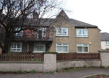 Thumbnail 4 bed flat for sale in Kirkland Gardens, Methil, Leven