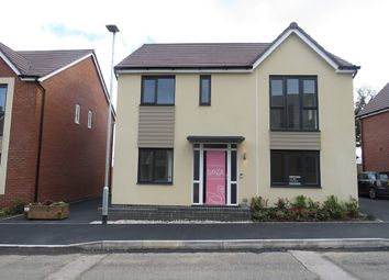 Thumbnail 4 bed detached house for sale in Plot 282 The Barlow, Bramshall Meadows, Bramshall, Uttoxeter