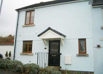 Thumbnail 2 bed property to rent in Chyvelah Vale, Gloweth, Truro