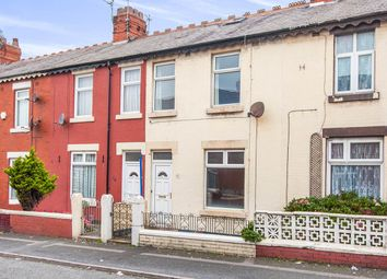 Thumbnail 4 bedroom terraced house for sale in Cunliffe Road, Blackpool