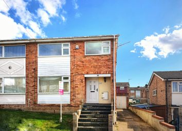 Thumbnail 3 bed semi-detached house to rent in Briardale Avenue, Dovercourt, Harwich