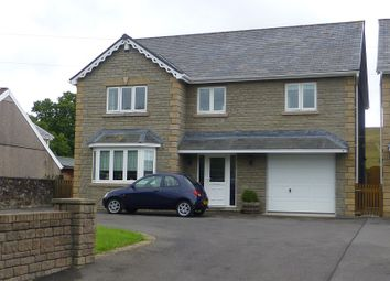 Thumbnail 4 bed detached house to rent in Cwmgarw Road, Upper Brynamman, Ammanford, Carmarthenshire.