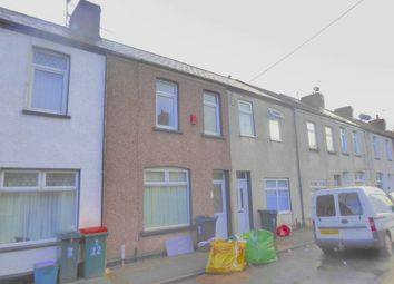 Thumbnail 3 bed terraced house to rent in Downing Street, Newport
