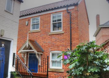 Thumbnail 2 bedroom semi-detached house for sale in Magdalen Street, Norwich