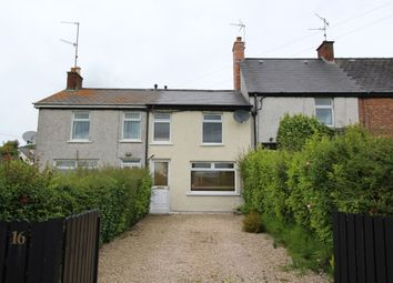 Thumbnail 3 bed terraced house for sale in Glenisland Terrace, Greenisland, Carrickfergus
