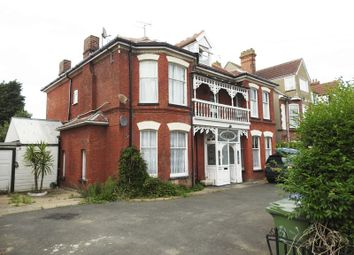 Thumbnail 1 bedroom flat to rent in Sunrise, Lyndhurst Road, Lowestoft