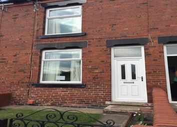 Thumbnail 2 bed terraced house to rent in Lafflands Lane, Ryhill, Wakefield