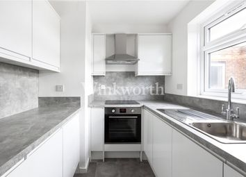 Thumbnail 1 bed flat for sale in Raffles House, 67 Brampton Grove, London