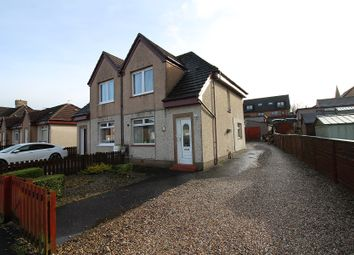 Thumbnail 2 bed semi-detached house for sale in Murdostoun Crescent, Harthill