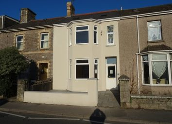 Thumbnail 6 bedroom terraced house for sale in New Road, Porthcawl